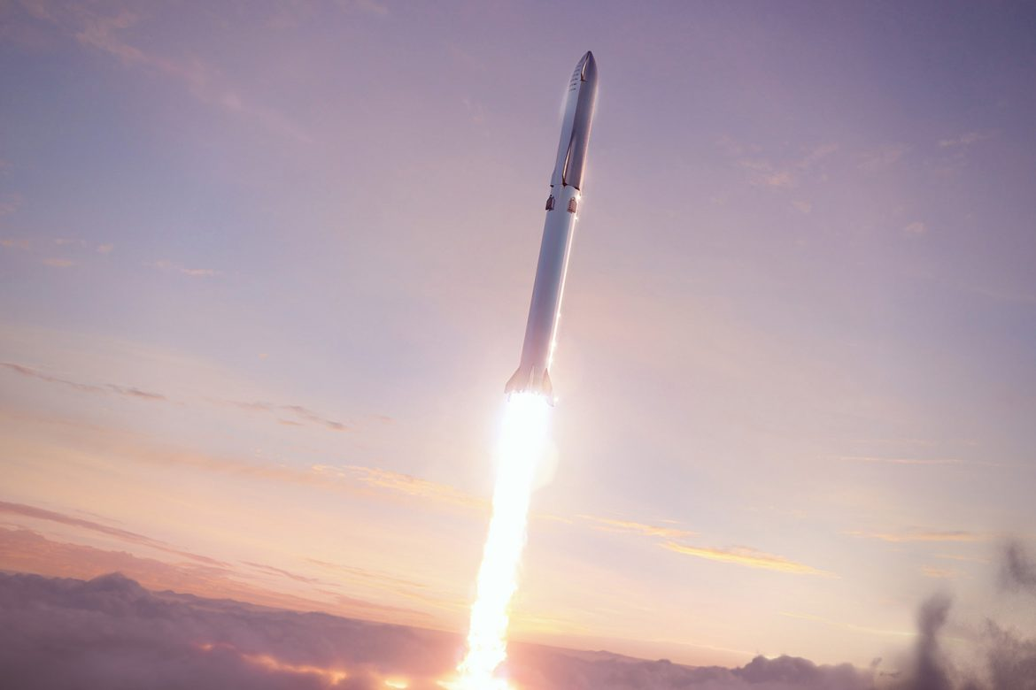 SpaceX will try to 'catch' its Super Heavy rocket using the launch tower