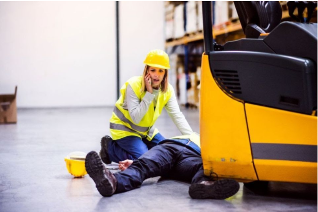 Best accident at work claims company