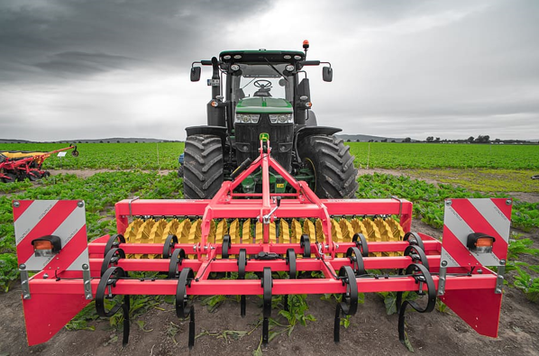 new agricultural machines with their names and uses