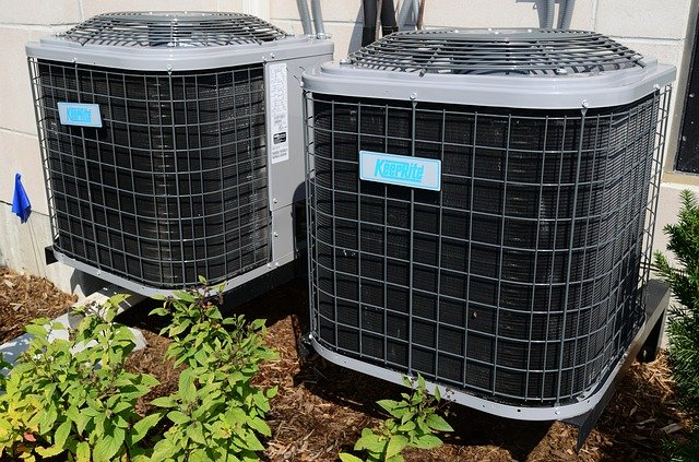 Energy consumption characteristics of commercial building hvac systems