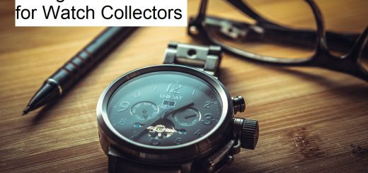 A Beginner's Guide for Watch Collectors