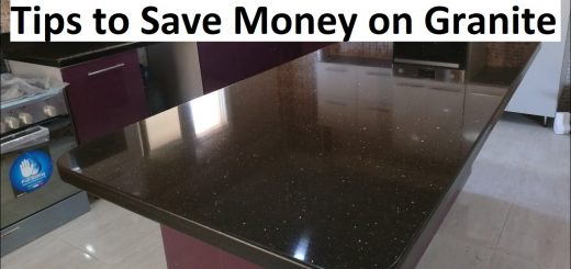 Tips to Save Money on Granite Countertops