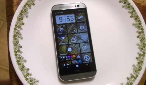 Full Review HTC One M8 for Windows: A Tasty Offering From HTC