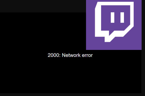 HOW TO FIX TWITCH NETWORK ERROR 2000