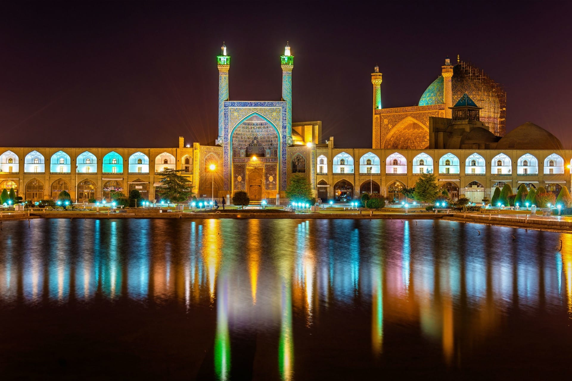Places to Visit in Isfahan