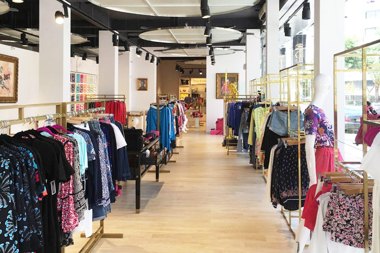 Wholesale Clothing business in UK